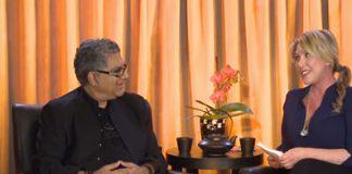Stef Interviews Deepak