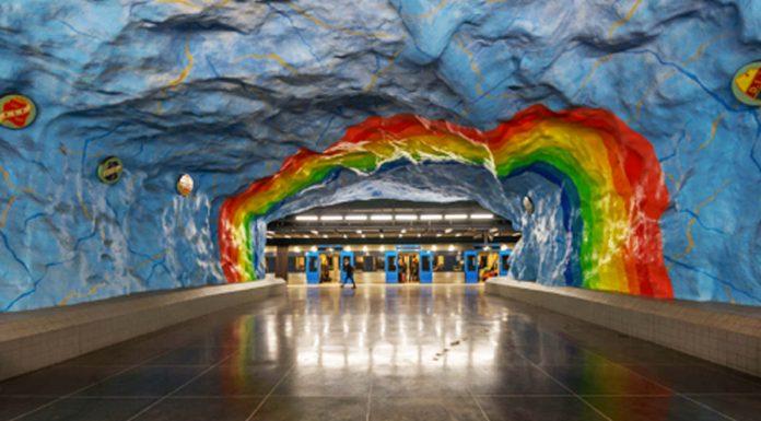Sweden Subway