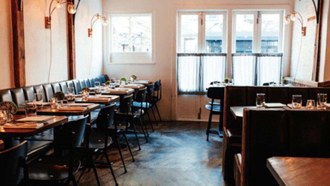 The Eddy Restaurant NYC by Adventuregirl.com